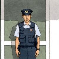 新聞小説「精鋭」挿絵003