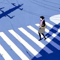新聞小説「精鋭」挿絵008