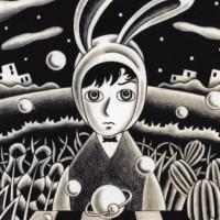少年ウサギ