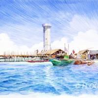 スールー海の休憩地
