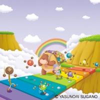 虹のサイロフォン