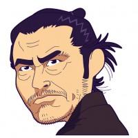 昭和の侍(三船敏郎)
