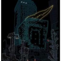 「浅草の夜」(ネオンタッチ)