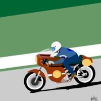 オールドタイマーバイクレース