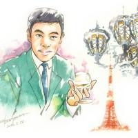 「東京の灯よいつまでも」