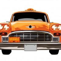 オレンジcab
