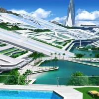 ある未来都市
