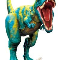 BANDAI ワイルドエッグ・シリーズ 第1段=ティラノサウルス=