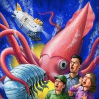 名古屋市科学館「深海たんけん!」イベントポスター