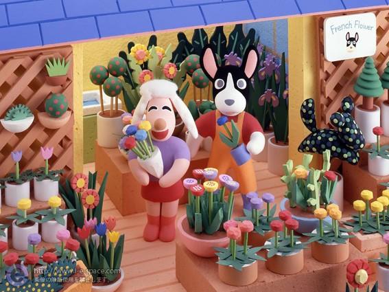 香りの良い花、揃えてあります。