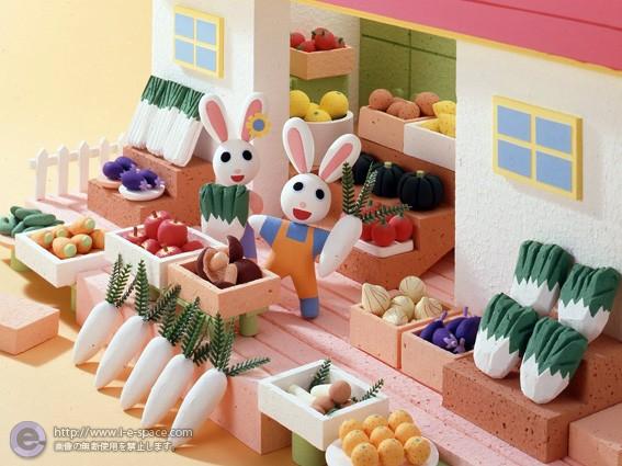 野菜の目利きのお店です。