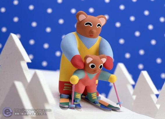 はじめてのスキー