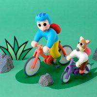サイクリング日和