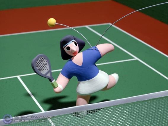 テニスルールポスター01