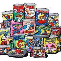 アメコミ缶
