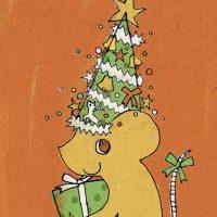 Christmas Card 2005 ネズミ