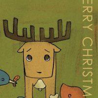 Christmas Card 2005 トナカイ