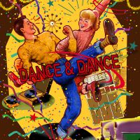 50s陽気なトレーシーファミリー ダンスダンス
