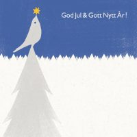 """Christmas Greeting Card 2008"" Bird"