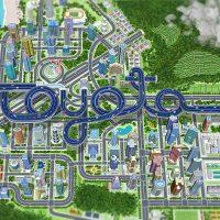TOYOTAの街