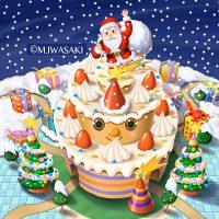 サンタとクリスマス